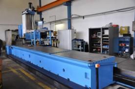 JMM 8000 / NCT  CNC megmunkálóközpont