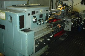 1M63 Red Proletarian lathe machine