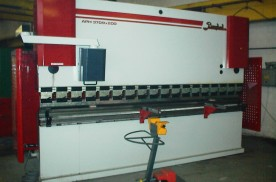 Baykal APH 3709×200 Hydraulic bending machine