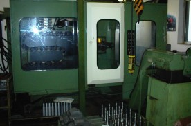 MKC 500 / Mitsubishi Meldas CNC Horizontal machining center