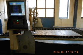 PW  lángvágógép