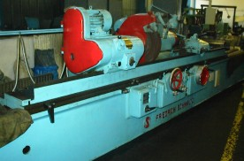 R4/3000 cylindrical grinding