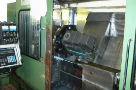 SD-610 / Hunor  CNC turning machine