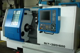 SLT 320 / NCT CNC turning machine