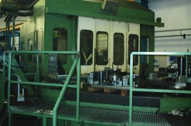 Yasda YBM-90N / NCT CNC horizontal machining center
