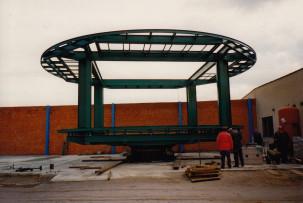 színháztechnikai gépek gyártása
