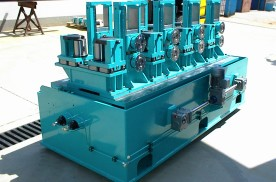 Manufacturing custom machines