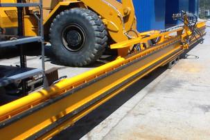 Aszfalt - diletáció vágó, építőipari gépgyártás