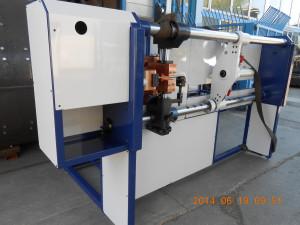 Betonvas duzzasztógép. Egyedi gépgyártás - Brunner Kft.