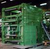 Hűtőkalander - gumiipari gép. Egyedi gépek, gépsorok gyártása.