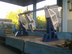 vasútiipari gépek gyártása, felújítása