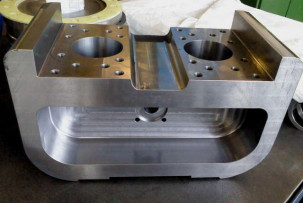 Machine-cut parts 7