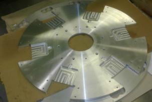Machine-cut parts 4