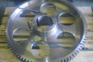 Machine-cut parts 6