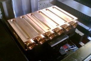 Machine-cut parts 2