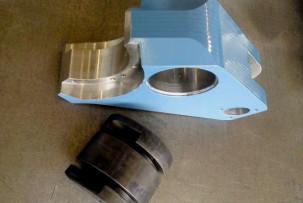 Machine-cut parts 8