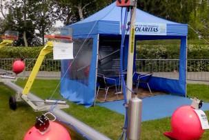 Kayak - canoe starting machines 3